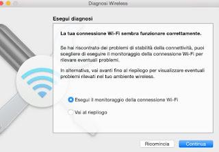 Diagnosi Wireless