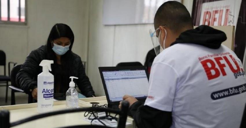BFU - BONO FAMILIAR UNIVERSAL: Estas son las 14 oficinas de atención autorizadas en Lima Metropolitana