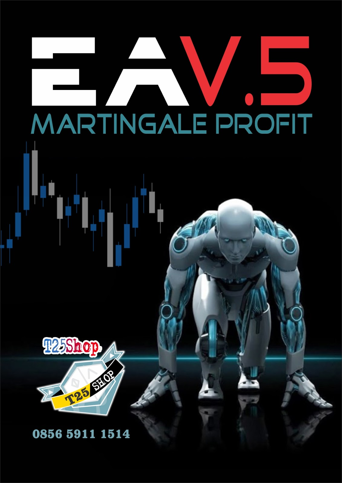 Best martingale forex robot