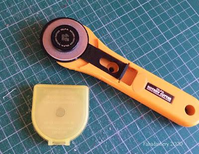 New Rotary Cutting Blade