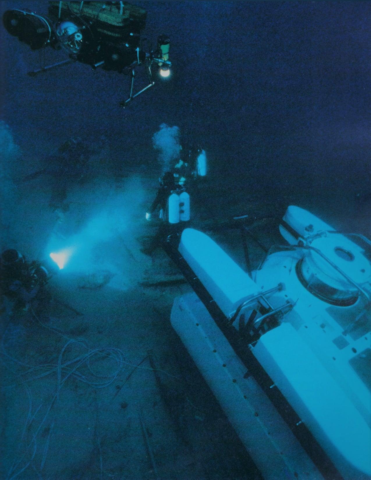 San Diego Shipwreck Near Fortune Island in Batangas, Philippines