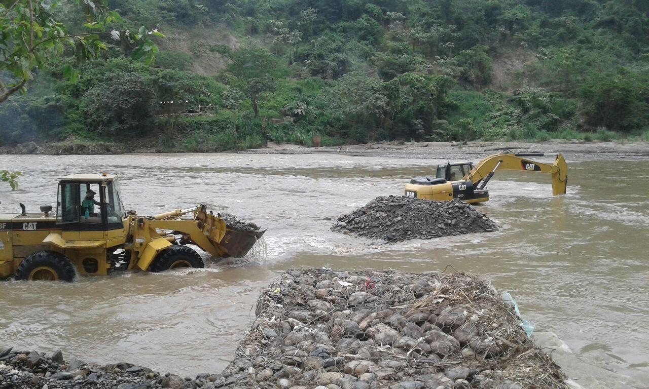 Se procederá a embovedar ríos Mapiri y Teoponte