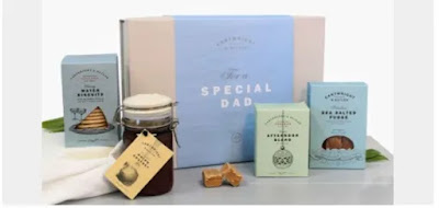 A great gift barrier for the eating dad