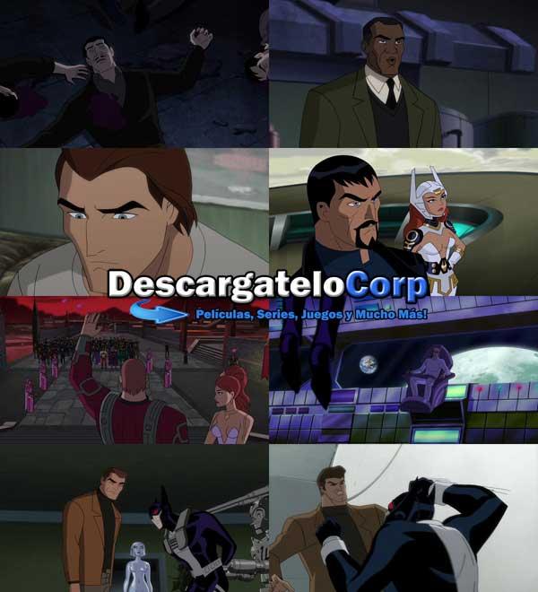 Descargar La Liga de la Justicia Dioses y Monstruos DVDRip Latino