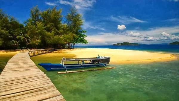 7 Tempat Wisata Di Gorontalo Yang Sayang Dilewatkan