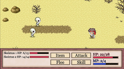 Gaels Quest Game Screenshot 6