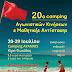 20o κάμπινγκ των Αγωνιστικών Κινήσεων και της Μαθητικής Αντίστασης