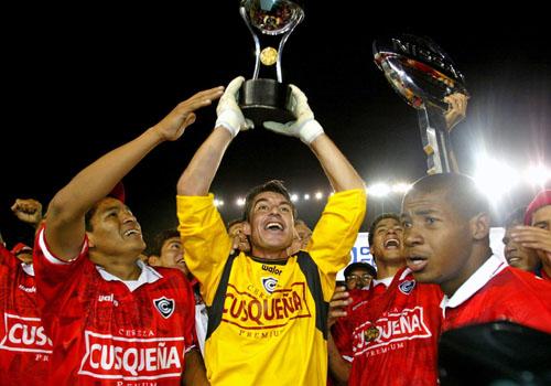 19 de diciembre - Cienciano logra el título de la Copa