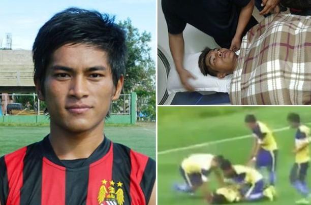 Nasib Tragis Pemain Sepakbola, Setelah Mencetak Gol Nyawapun Melayang