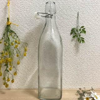 保存瓶|ダイソー(100均)スイングボトル 1.5L