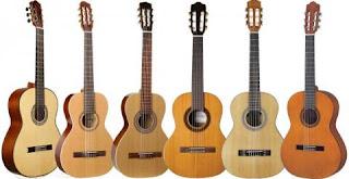 гитары с нейлоновыми струнами