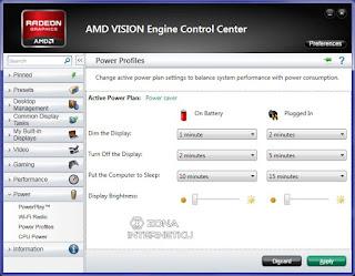 Cara Mengatur Kecerahan Layar PC Di Aplikasi Driver AMD