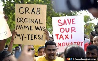 Rumah terbuka Kementerian Pengangkutan kecoh, pemandu teksi desak jumpa Loke