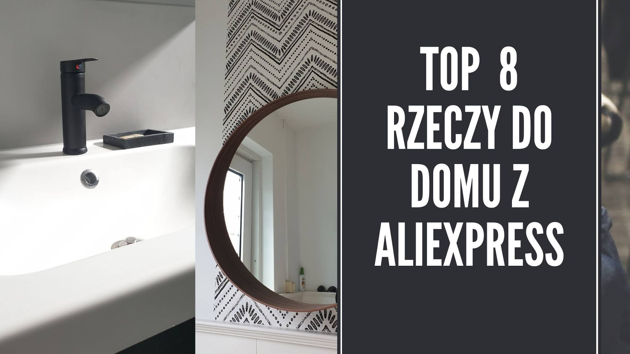 top 8 rzeczy do domu z aliexpress