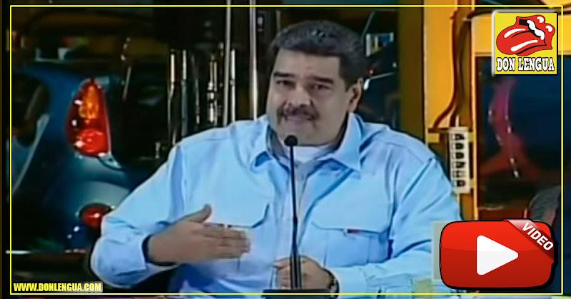 👀 Esta fue la locura que dijo Maduro sobre la detención de Roberto Marrero