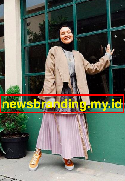 Cara Pakai Hijab Untuk Tubuh Tinggi dan Krempeng