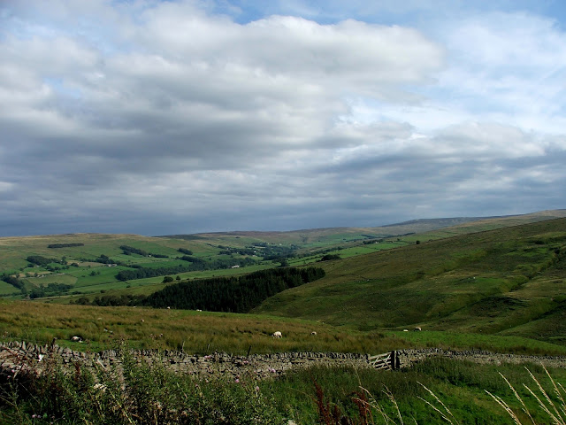 Northumberland National park in North East England.