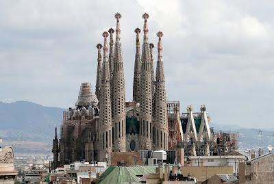 Iglesia La Sagrada Familia - Barcelona