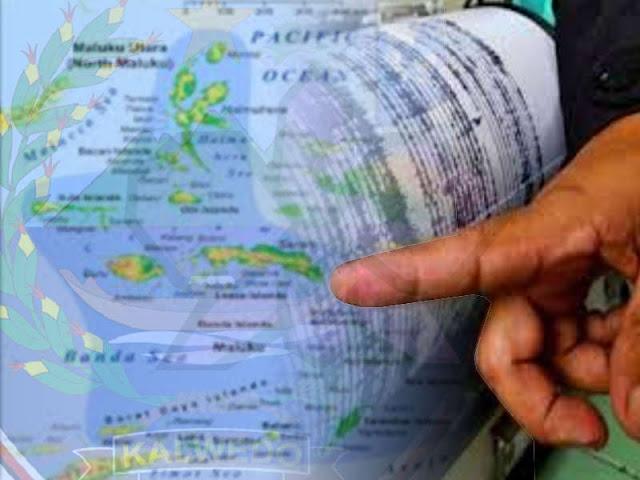 Gempa 6,5 SR Guncang Maluku Barat Daya, Tidak Berpotensi Tsunami