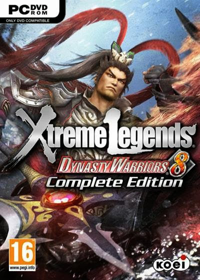 DYNASTY WARRIORS 8 Xtreme Legends Complete Game