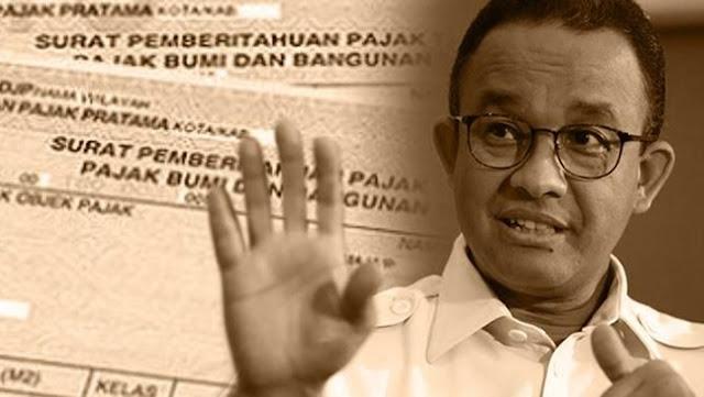 Gubernur Anies Keluarkan Aturan Gaji Tambahan Baginya & Wagub