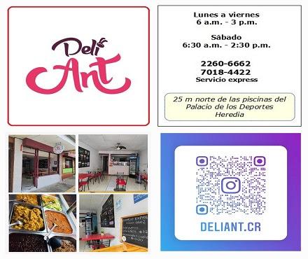 Restaurante DeliAnt