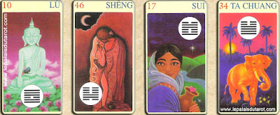 Tirage Yi jing