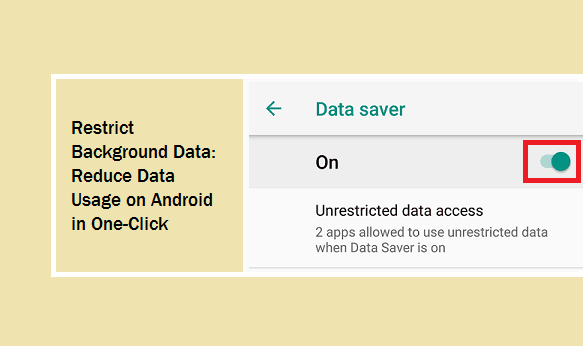 Reduce-data-usage-on-android