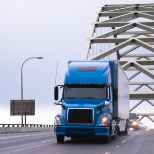 Trucker using form 2290 and form 8849