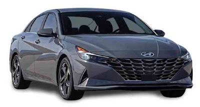 Preview Hyundai Elantra Hybrid 2021 an elegant sedan