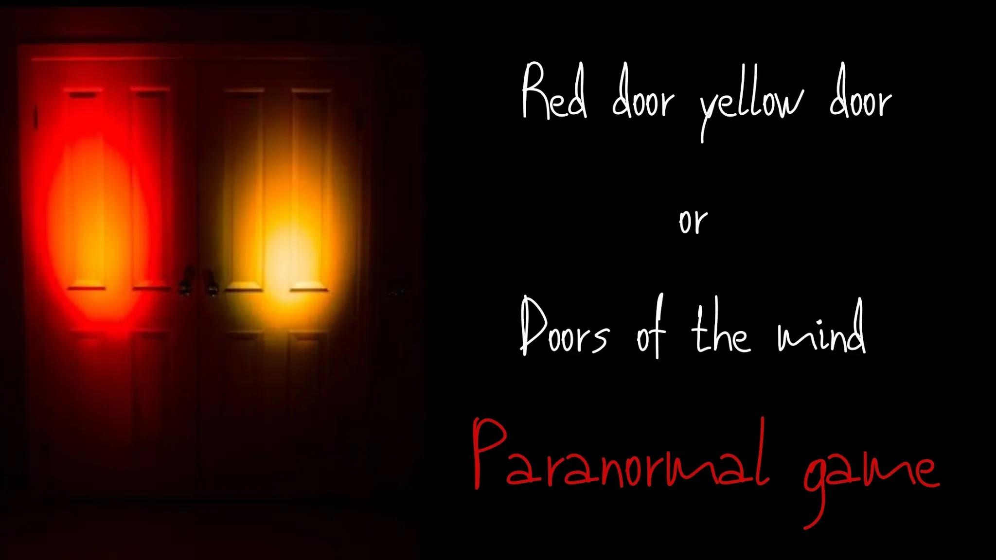 red door yellow door