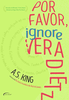 Por Favor, ignore Vera Dietz (A. S. King)
