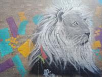 Albury Street Art   Kade Sarte & Marni Korneluk
