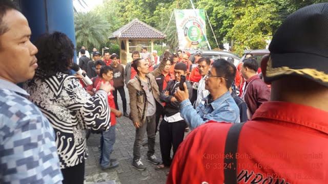 Ramai-ramai Minta Polisi Usut Kader PDIP yang Serang Radar Bogor