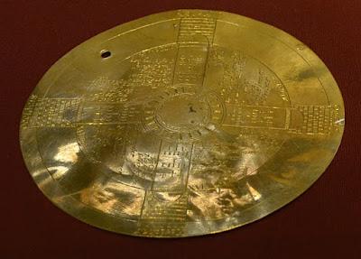 Ο χρυσός δίσκος του dr Dee