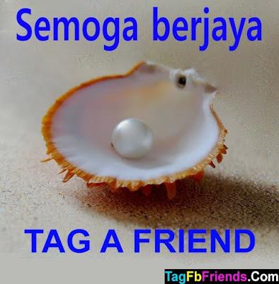Good luck in Malay language