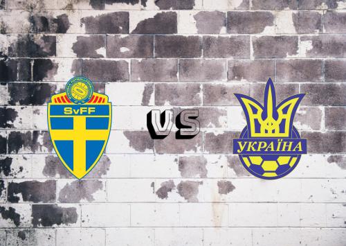 Suecia vs Ucrania  Resumen y Partido Completo