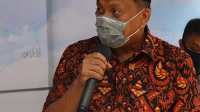 10 Daerah di Sulut Level Waspada, Gubernur Olly Keluarkan SE Antisipasi Penyebaran Covid-19