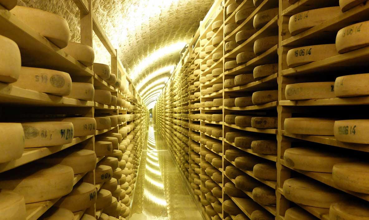 l'excès de fromage en france