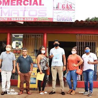Turilândia: Empresários são orientados sobre credenciamento junto ao Programa Trabalho Jovem