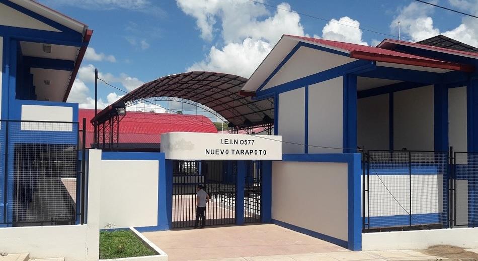 Escuela 0577 - Nuevo Tarapoto