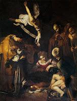 Caravaggio - Nativity