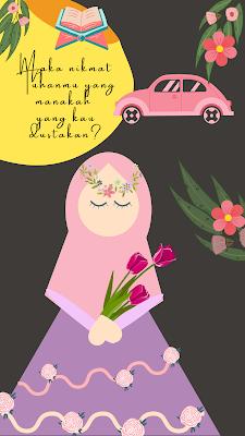 Ayat syukur dalam al quran islam