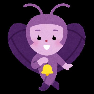 スズムシのキャラクター(虫)