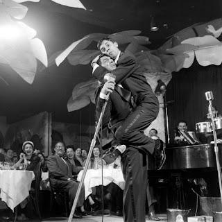 Jerry Lewis y Dean Martin en el Club Copacabana