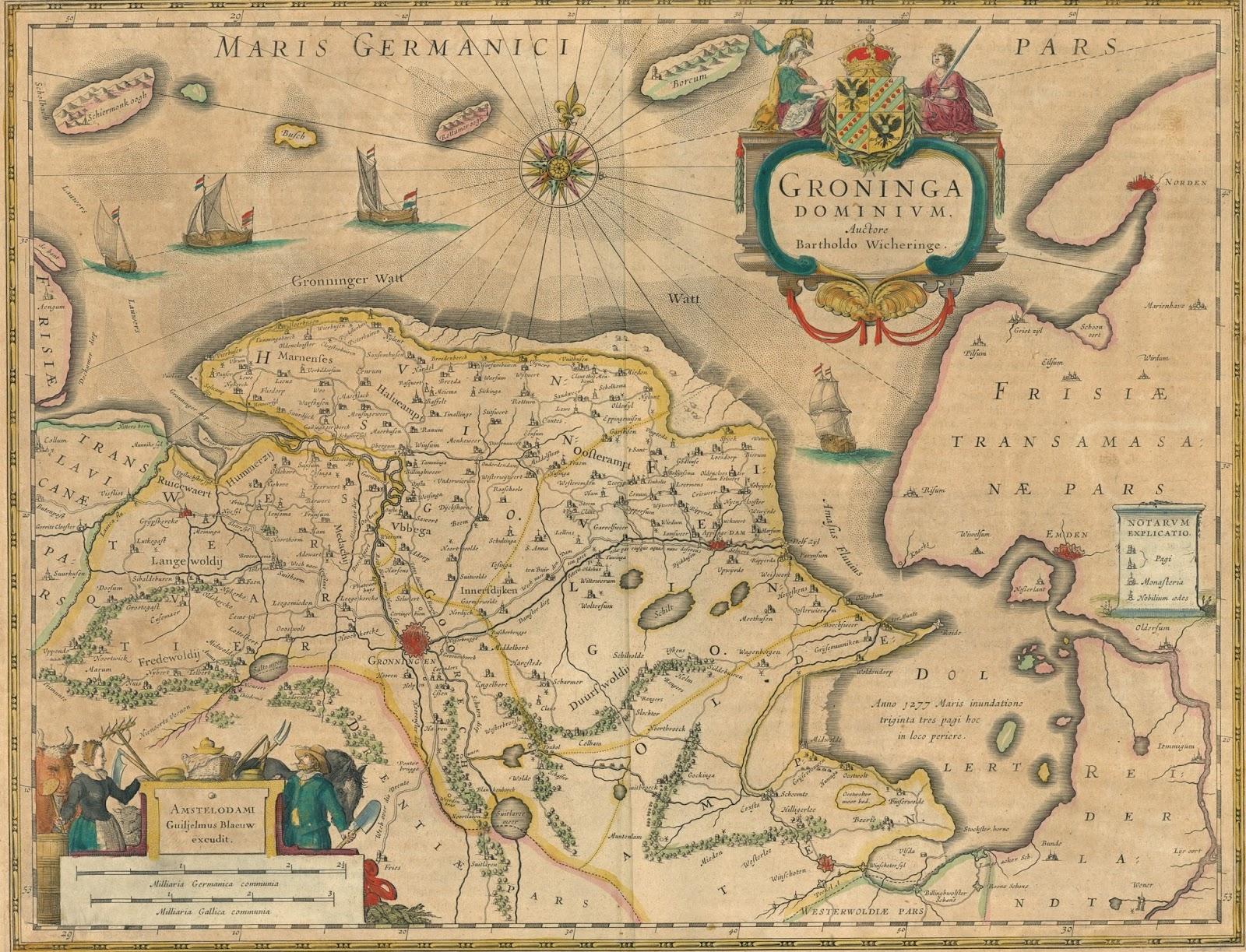 Resultado de imagen de socorro de Groninga 1568