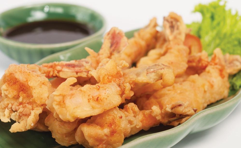 resepi udang goreng tepung rangup  mudah resepi masakan melayu Resepi Jejari Udang Rangup Enak dan Mudah