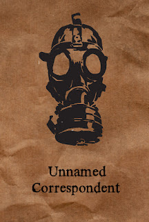 old-fashioned gas mask
