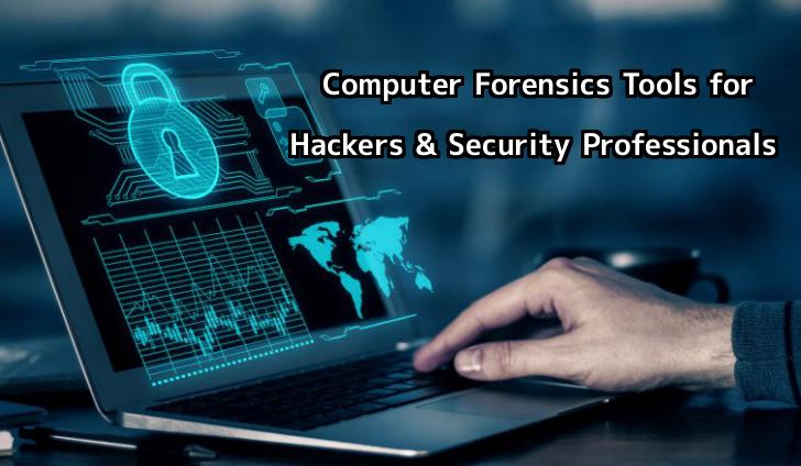 Computer Forensics Tools