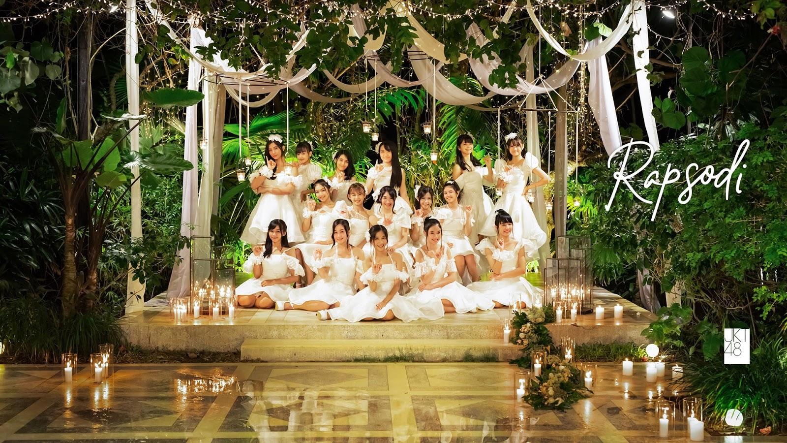 JKT48 Release Single Original Pertama, Rapsodi